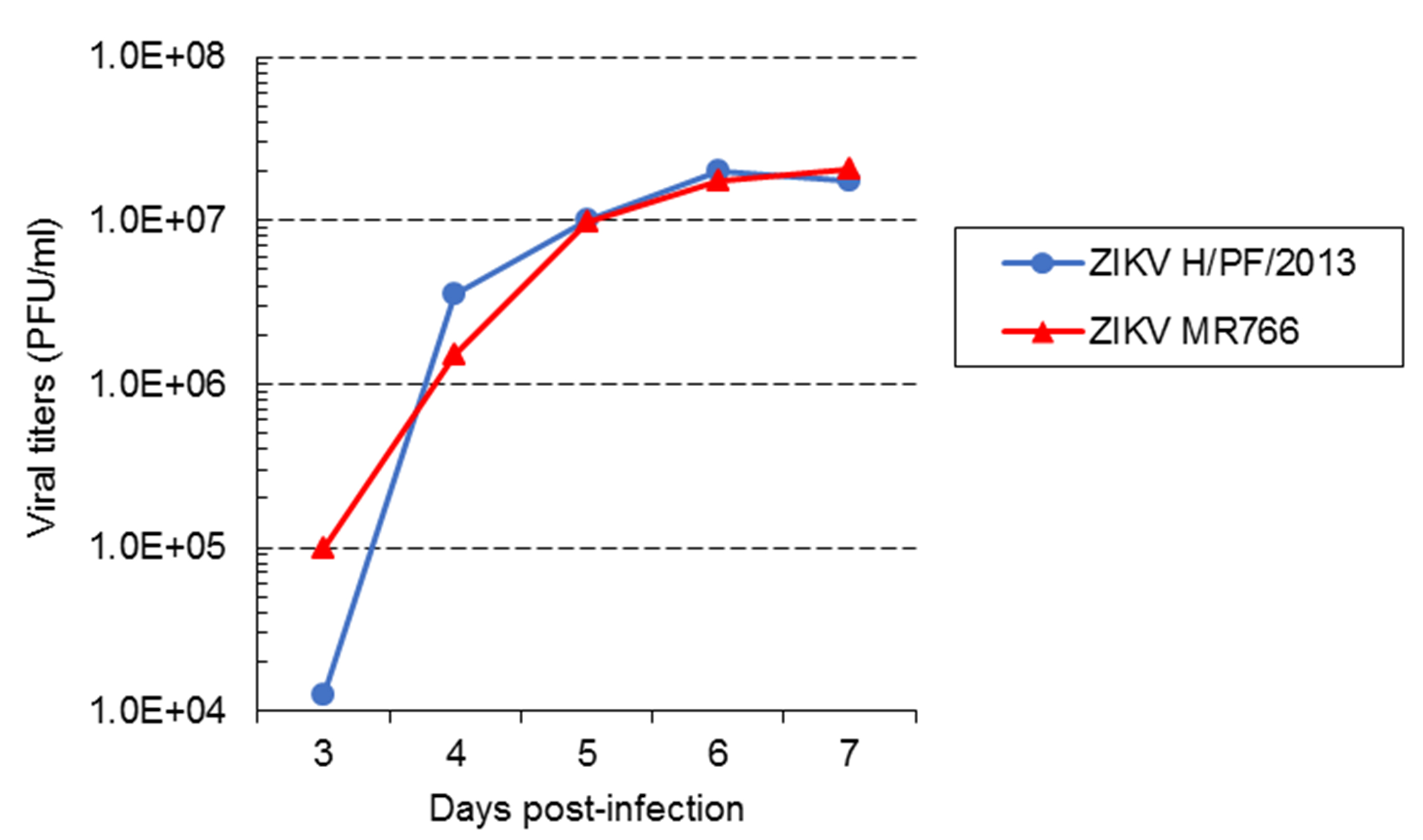 Production, Titration and Imaging of Zika Virus in