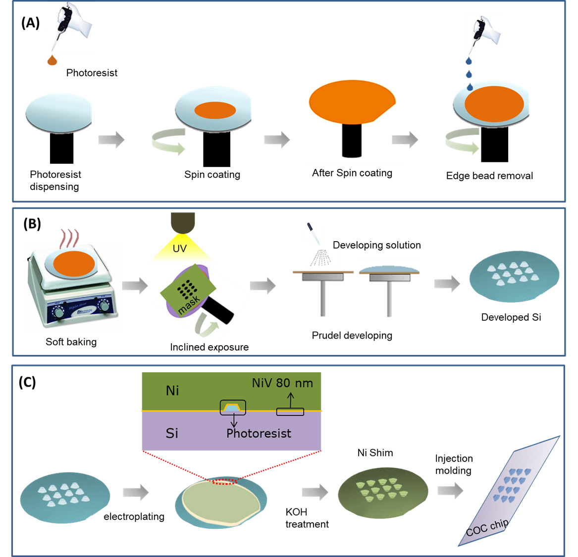 Solid Phase PCR on 3D Microstructure ArrayChip for Pathogen