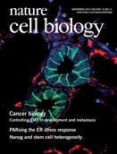 Nature Cell Biology