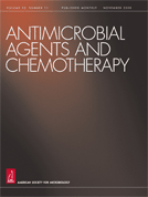 Antimicrobial Agents and Chemotherapy