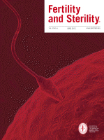 Fertility and Sterility