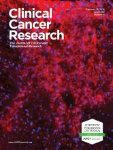 Clinical Cancer Research