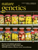 Nature Genetics