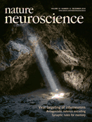 Nature Neuroscience
