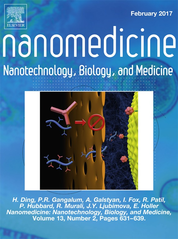 Nanomedicine: Nanotechnology, Biology, and Medicine