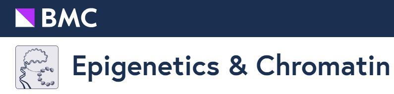Epigenetics & Chromatin