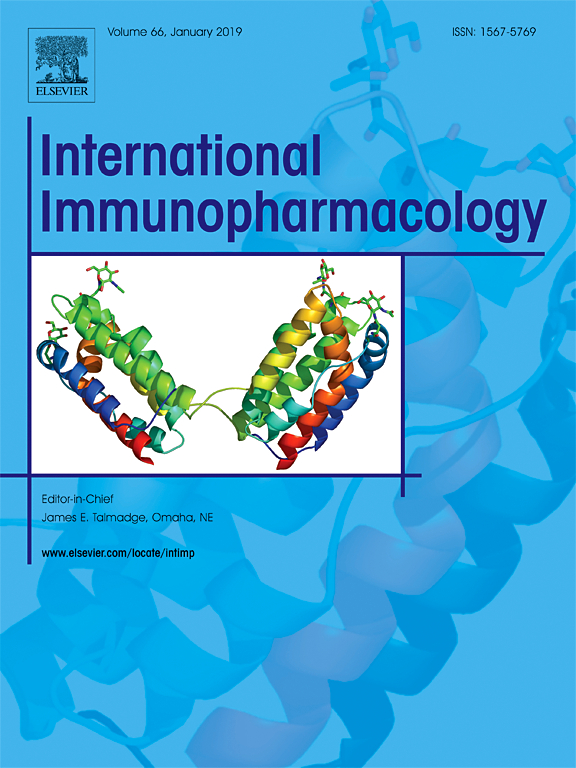 International Immunopharmacology